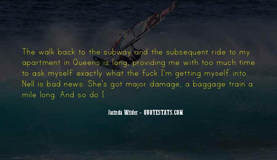 Jasinda Wilder Quotes #1606007