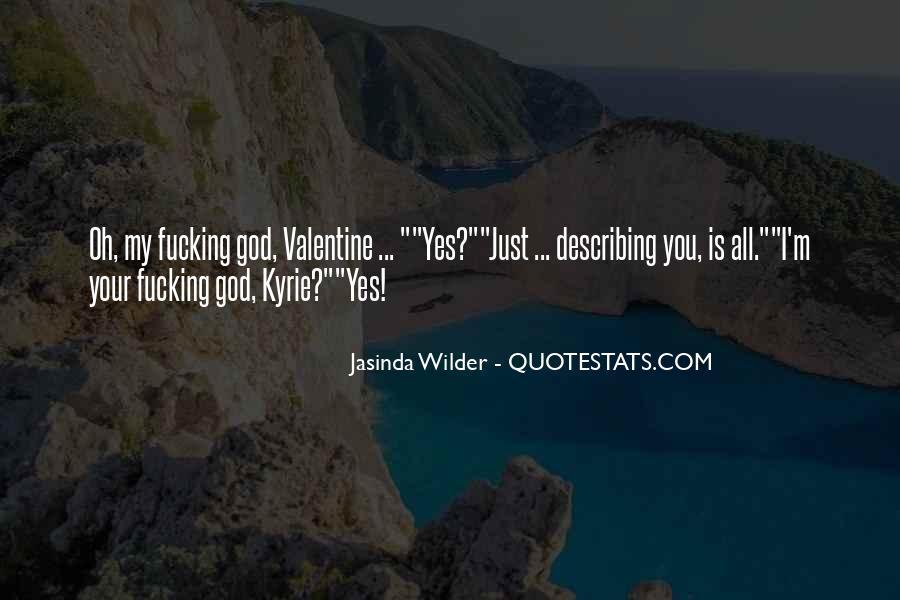 Jasinda Wilder Quotes #1614268