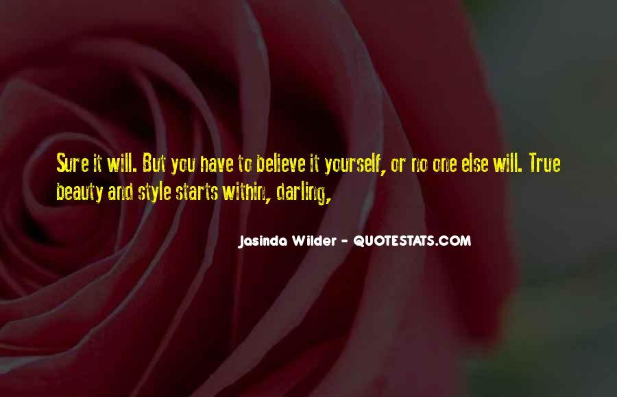 Jasinda Wilder Quotes #1656439