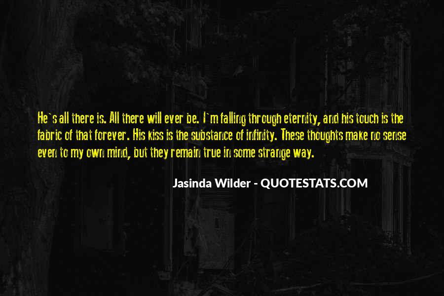 Jasinda Wilder Quotes #1711615