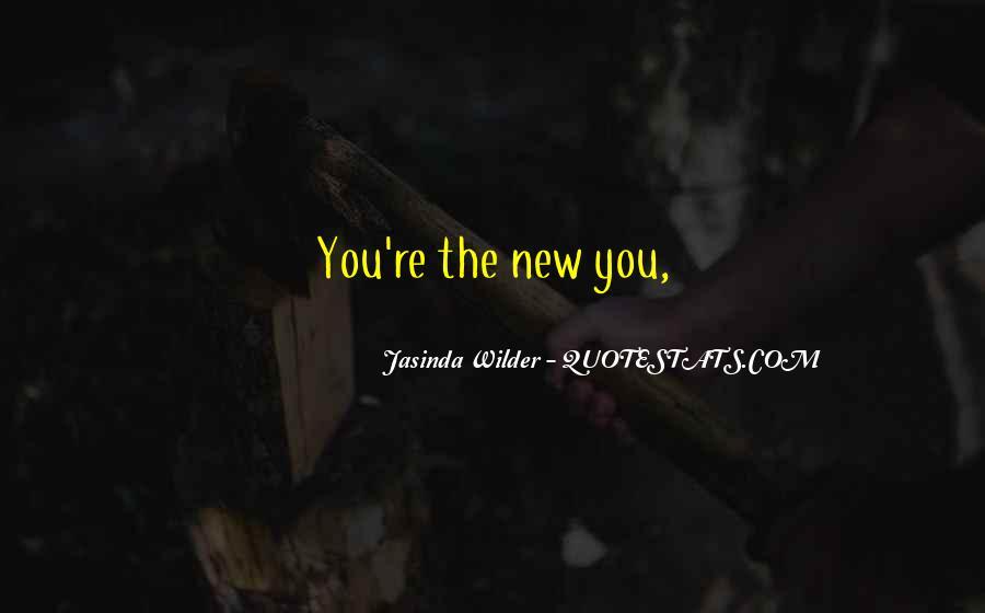 Jasinda Wilder Quotes #1764647