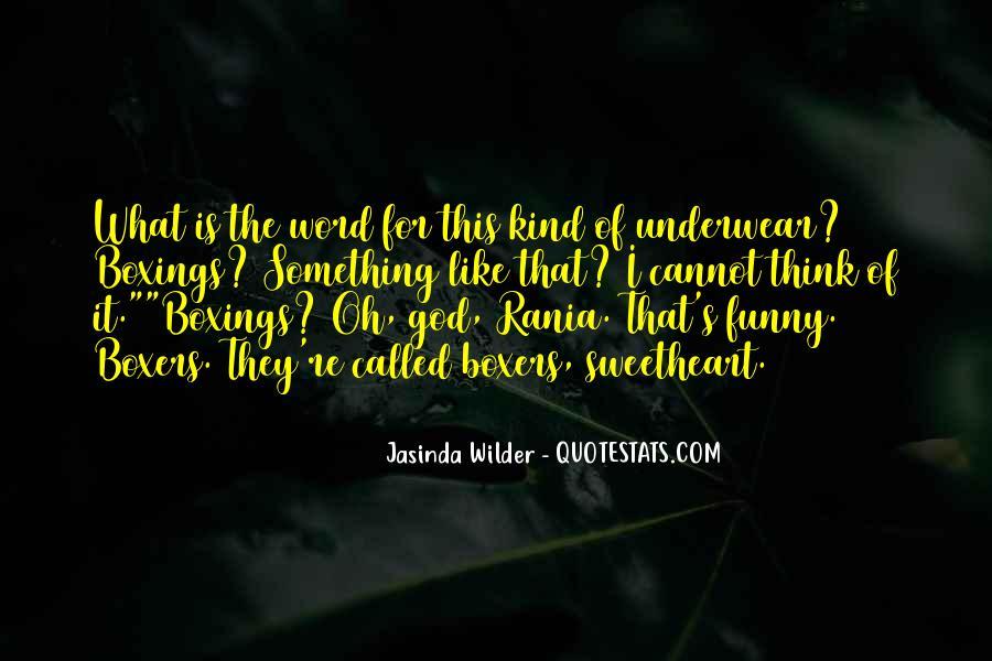 Jasinda Wilder Quotes #20079