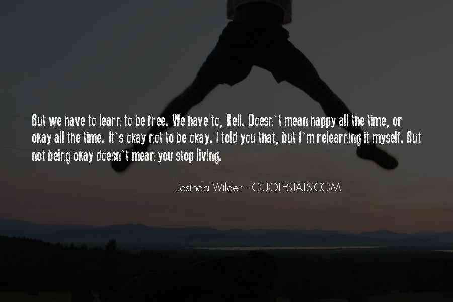Jasinda Wilder Quotes #227178