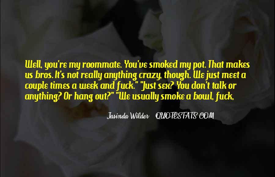 Jasinda Wilder Quotes #244087