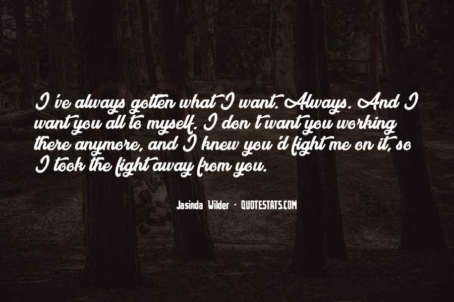 Jasinda Wilder Quotes #277830