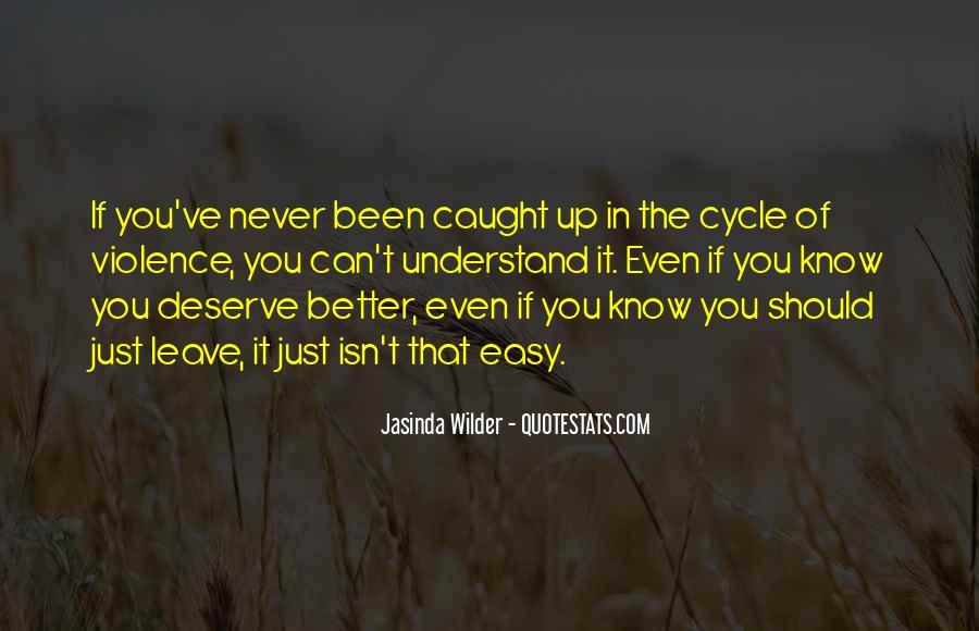 Jasinda Wilder Quotes #304003