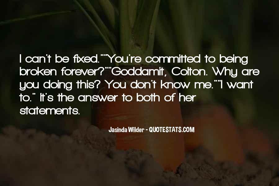 Jasinda Wilder Quotes #36110