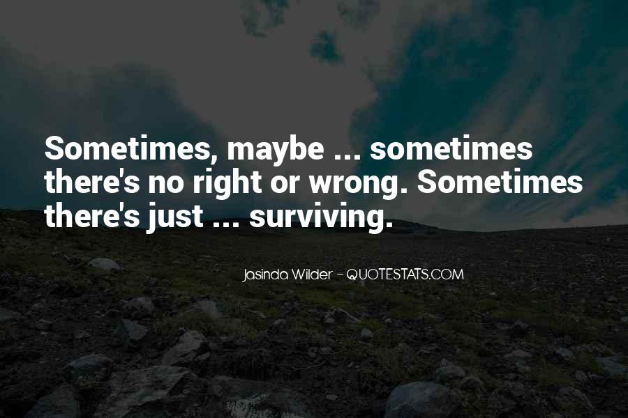 Jasinda Wilder Quotes #377820