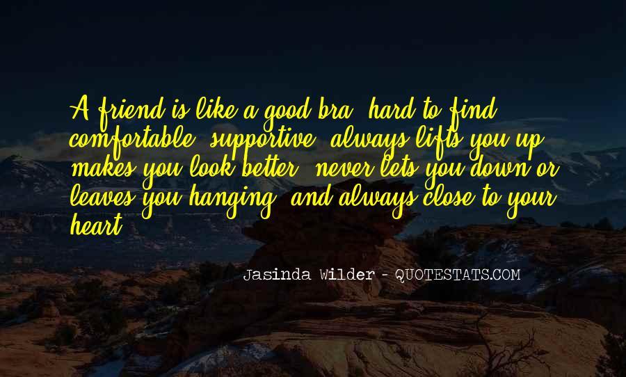 Jasinda Wilder Quotes #432775