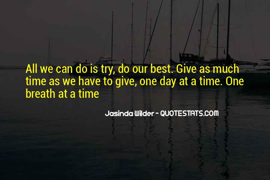 Jasinda Wilder Quotes #500635
