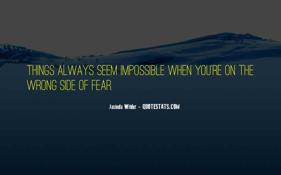 Jasinda Wilder Quotes #539695