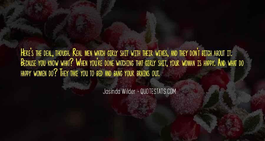 Jasinda Wilder Quotes #782271