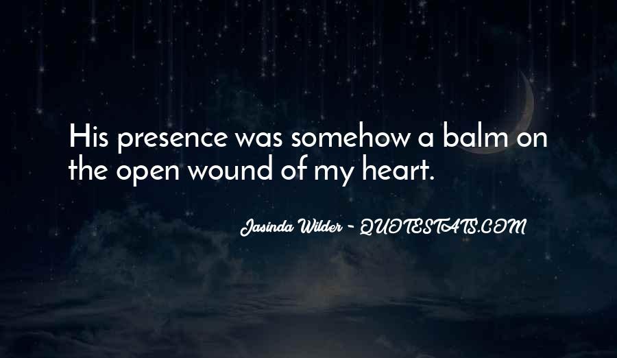 Jasinda Wilder Quotes #9212