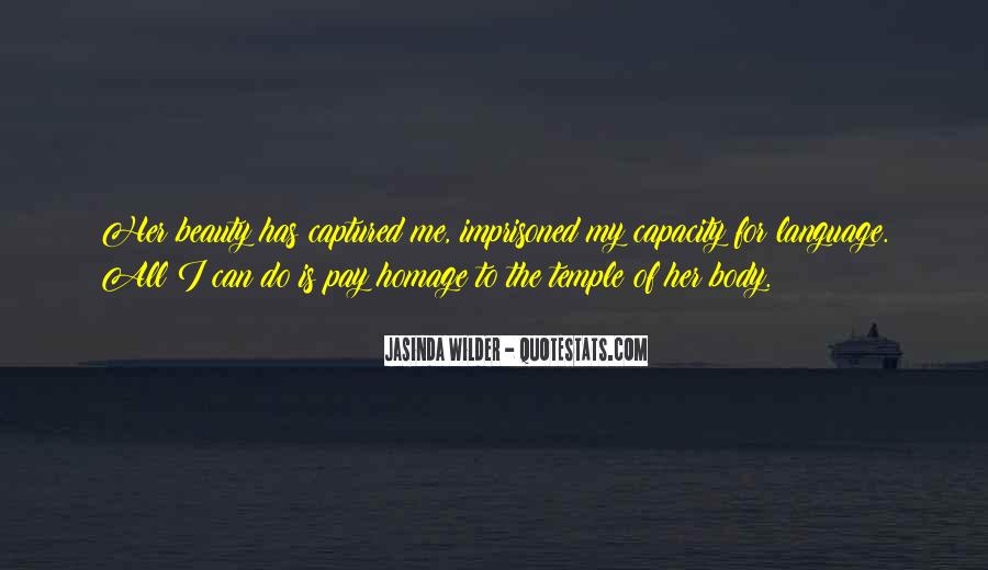 Jasinda Wilder Quotes #997525