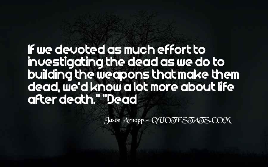 Jason Arnopp Quotes #1718806
