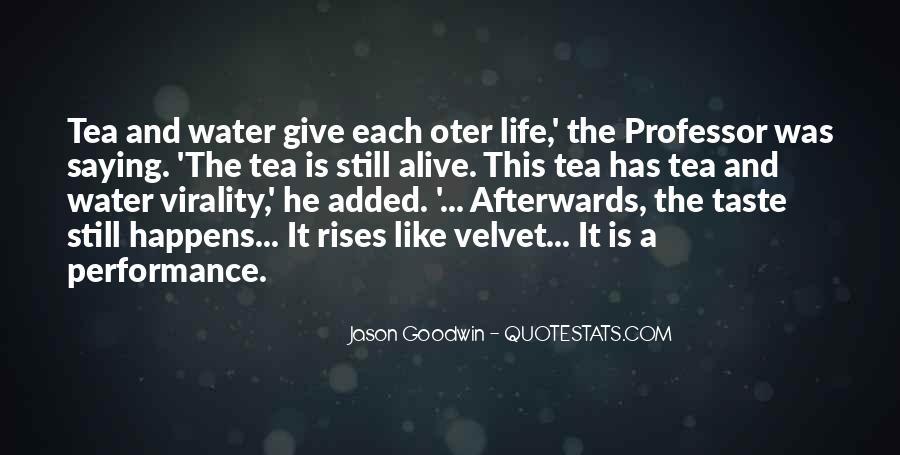 Jason Goodwin Quotes #636896
