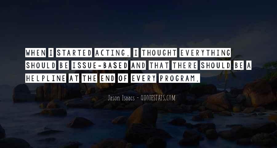Jason Isaacs Quotes #1181289
