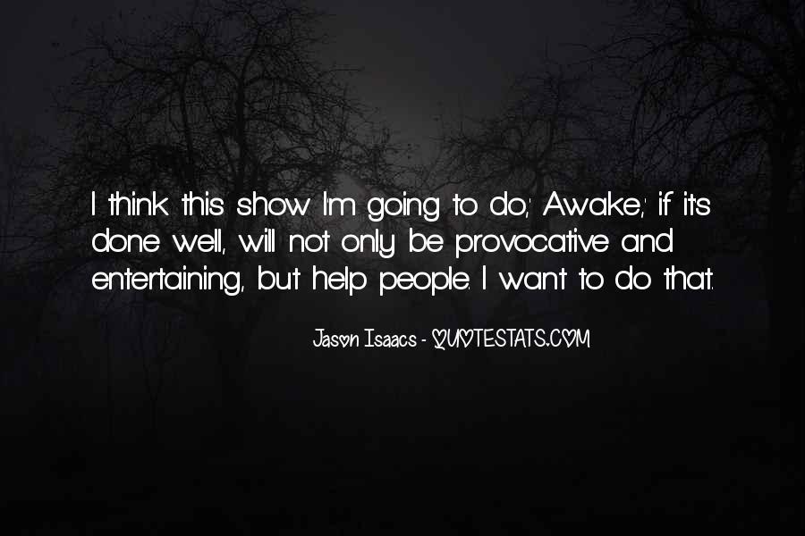 Jason Isaacs Quotes #272165