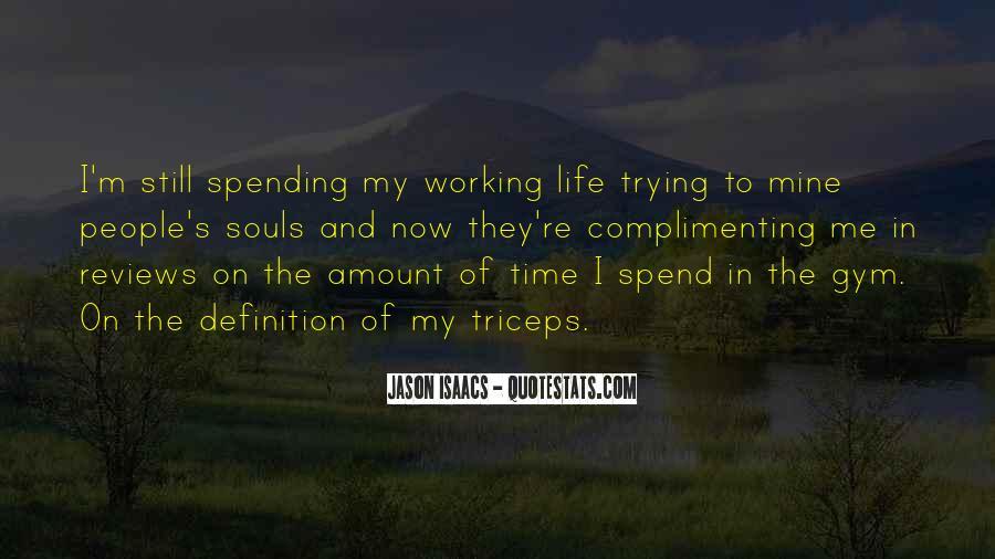 Jason Isaacs Quotes #415738