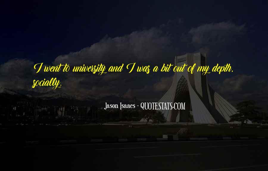 Jason Isaacs Quotes #63138