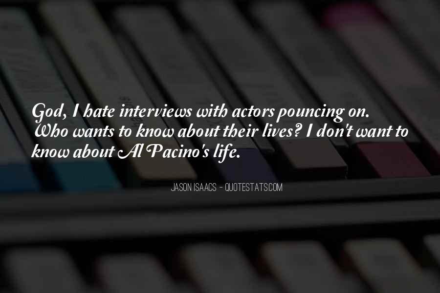 Jason Isaacs Quotes #75835