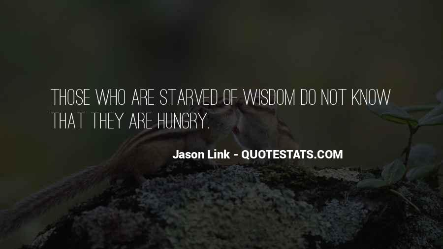 Jason Link Quotes #672406