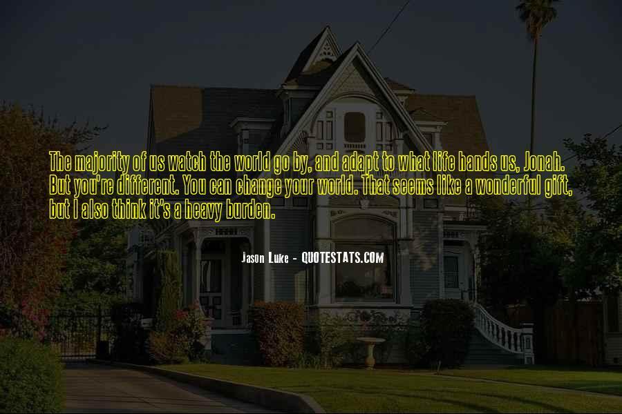 Jason Luke Quotes #1337537