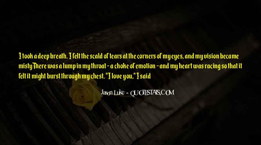 Jason Luke Quotes #1500613
