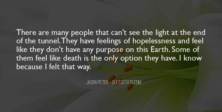 Jason Peter Quotes #432674