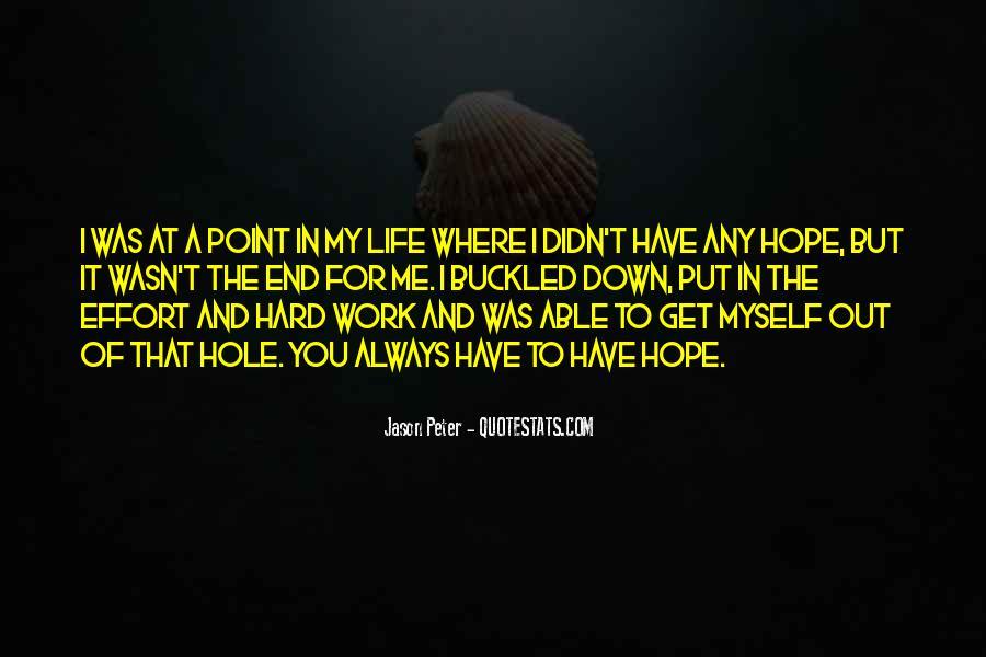 Jason Peter Quotes #838093