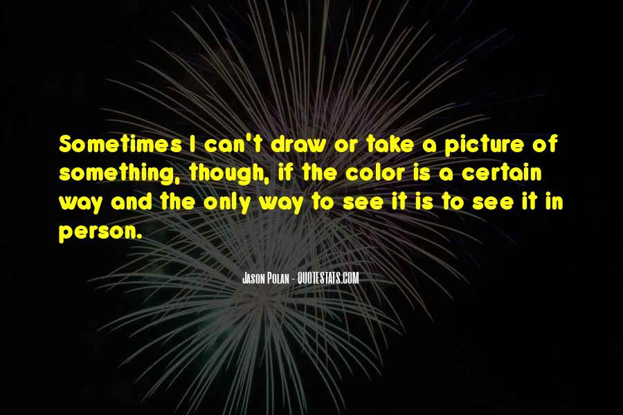 Jason Polan Quotes #1030430