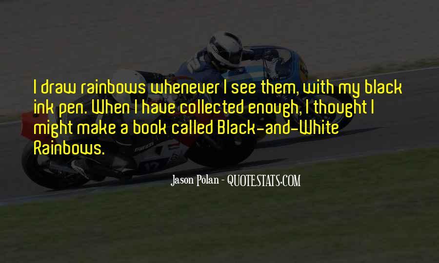 Jason Polan Quotes #872846