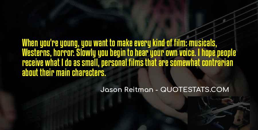 Jason Reitman Quotes #1336641