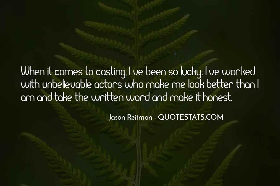Jason Reitman Quotes #1612564