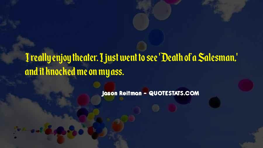 Jason Reitman Quotes #178269