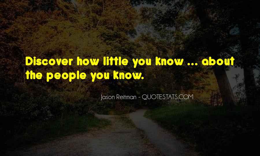 Jason Reitman Quotes #476933