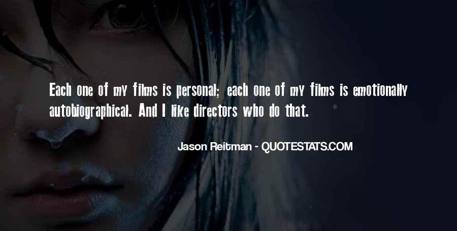 Jason Reitman Quotes #574230