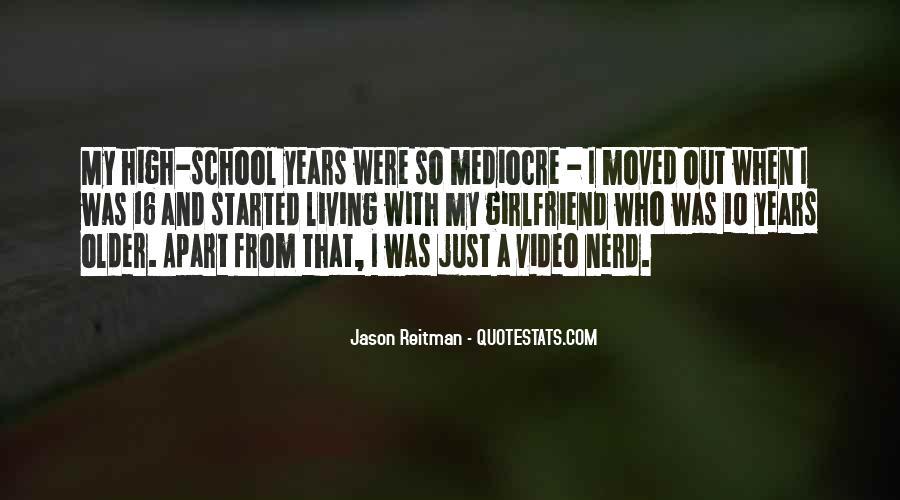 Jason Reitman Quotes #596258