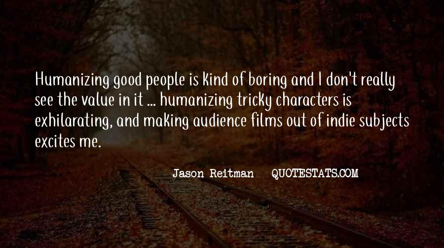 Jason Reitman Quotes #597968