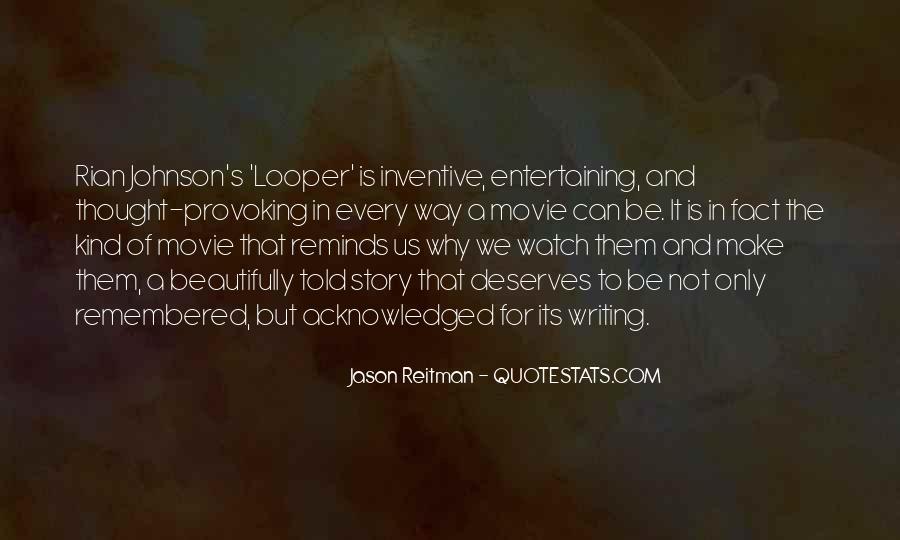 Jason Reitman Quotes #632050
