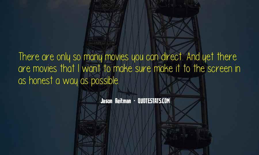 Jason Reitman Quotes #739687