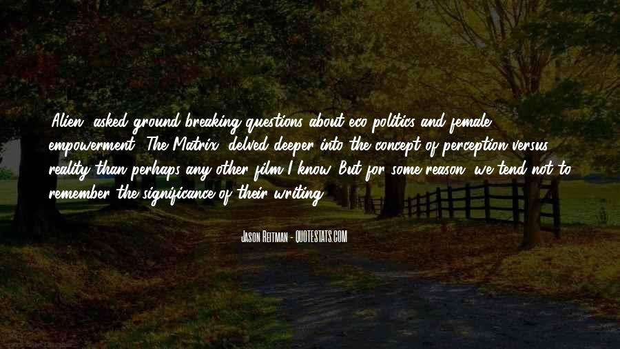Jason Reitman Quotes #860128