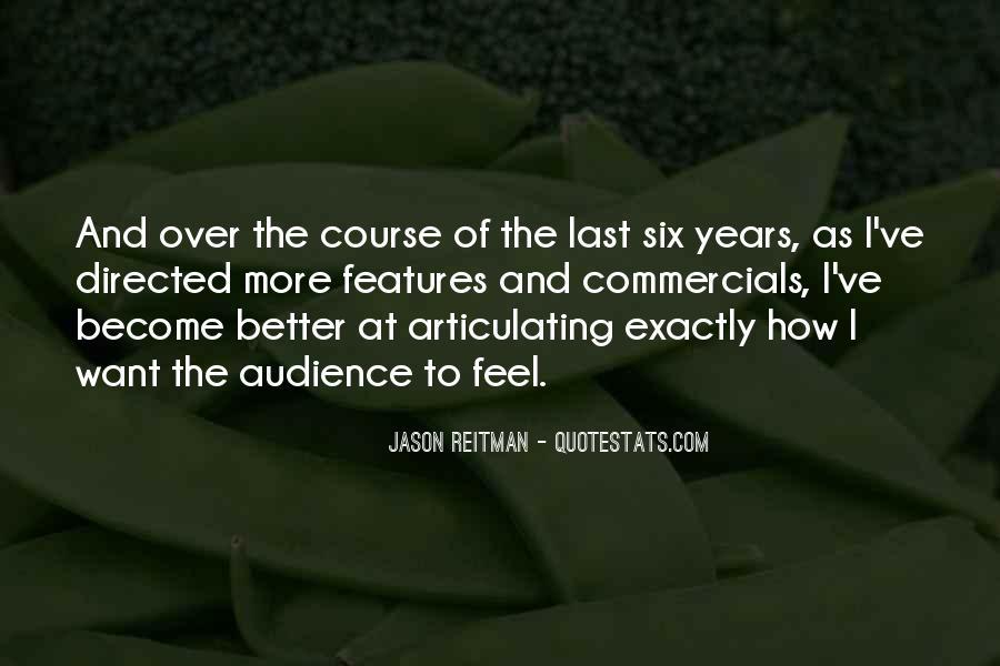 Jason Reitman Quotes #911196