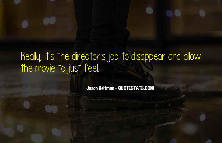 Jason Reitman Quotes #92763