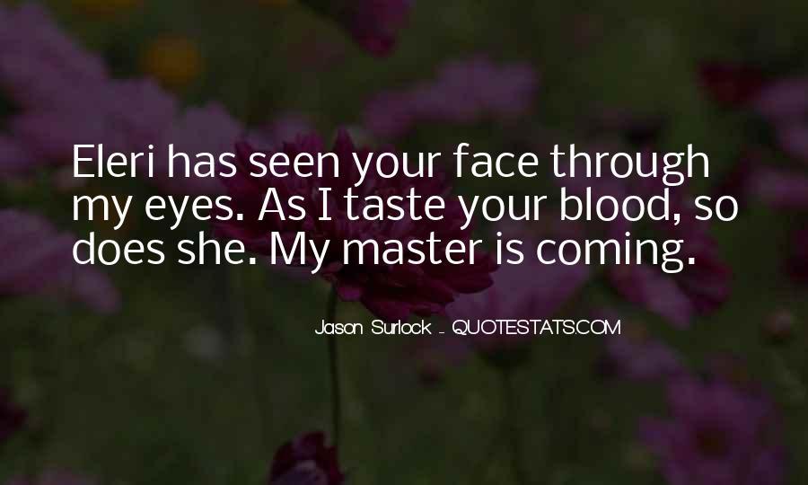 Jason Surlock Quotes #204747