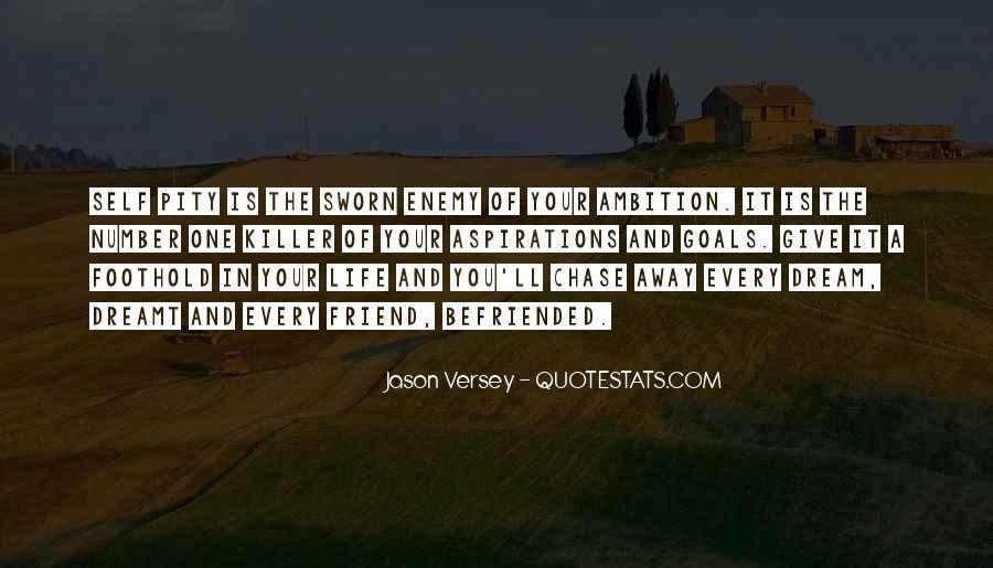 Jason Versey Quotes #1184051