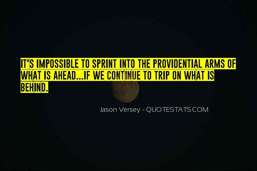 Jason Versey Quotes #1196060