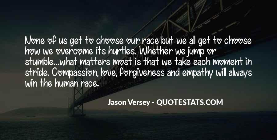 Jason Versey Quotes #1236671