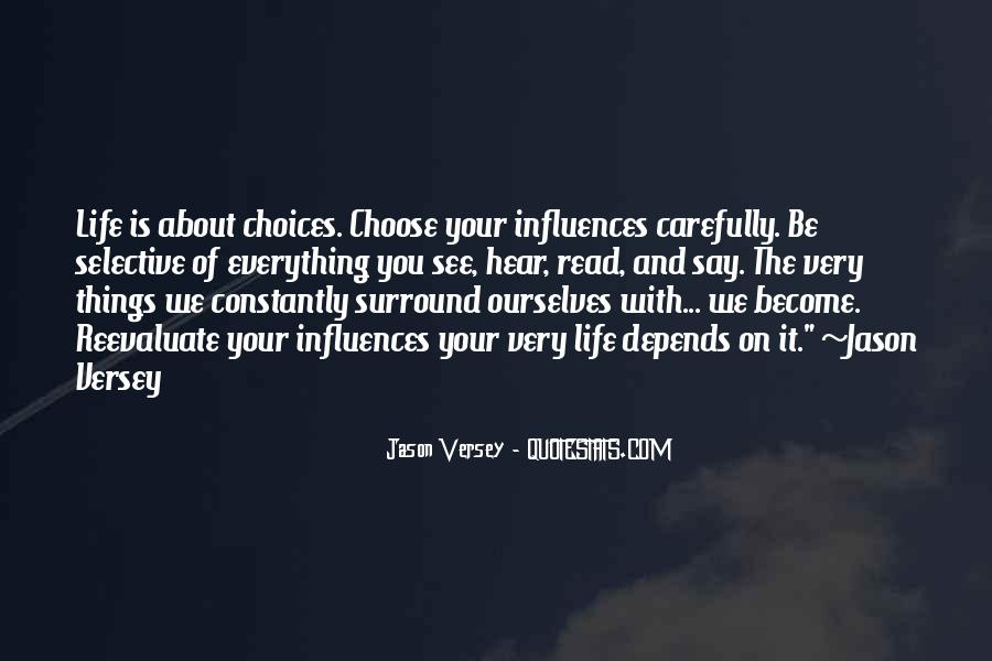 Jason Versey Quotes #1237217