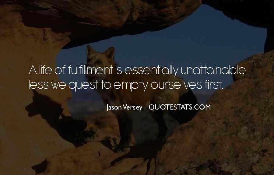 Jason Versey Quotes #1371457